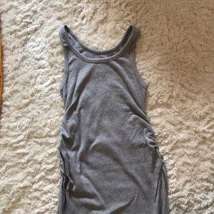 Liz Lange maternity maxi dress